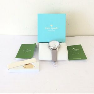 Kate Spade Womens Metro Grande Smart Watch - New