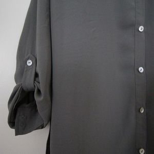 Olive Green Olivaceous Button Down Shirt