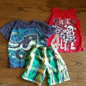 Other - Bundle💥 Boys set short and shirts