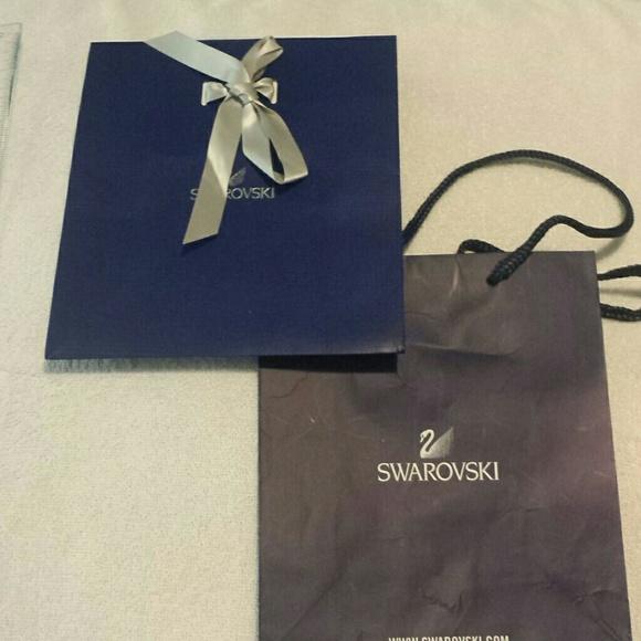 f4fc883e5b Swarovski Jewelry | Gift Bags | Poshmark