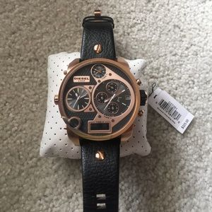 Diesel Accessories - Men's Diesel Watch - NWT