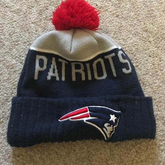 Patriots winter hat ec14ee121