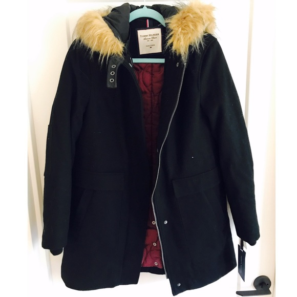 Tommy Hilfiger Women's Coat Size Small