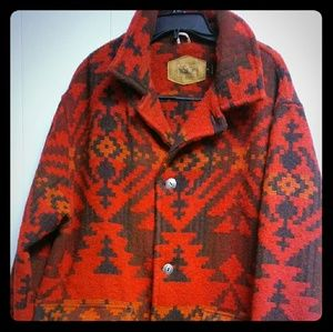 Woolrich 100% Wool Coat