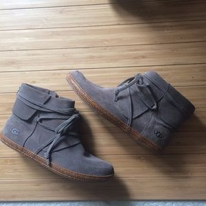 354fb8a4000f UGG Shoes - Ugg Reid Ankle Boot