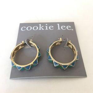 COOKIE LEE fashion earrings