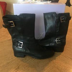 Brand new Marc Fisher mid calf boots black Sz 9.5M