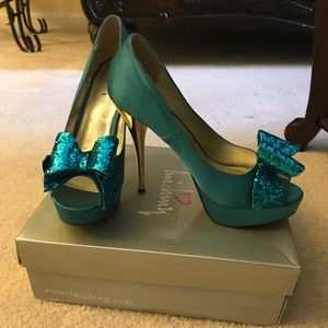 Luichnny pumps shoes size 9