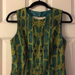 Muse Animal Print Dress 👗