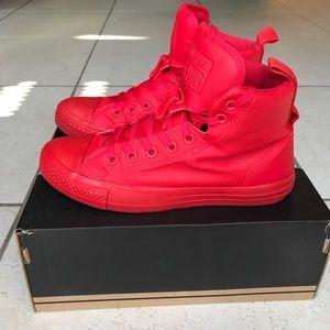 870197a1e88a Converse Shoes - Converse Chuck Taylor Guard HI RED Mono