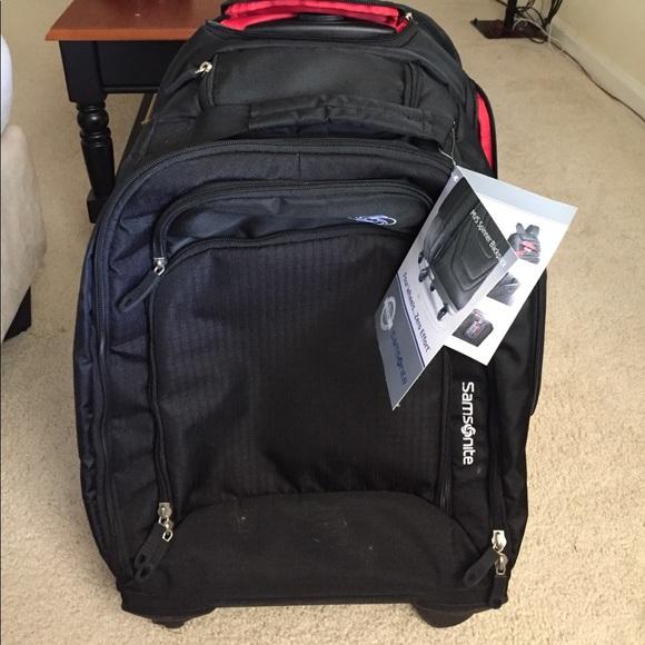 a748a9d6c9ee8 Samsonsite MVS Spinner Backpack