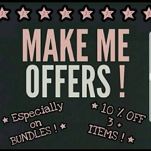🌹*Make Me An Offer!*🌹