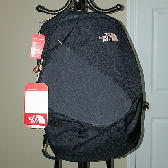 91b6951fa7 The North Face Electra backpack Blk Rose Gold NWT