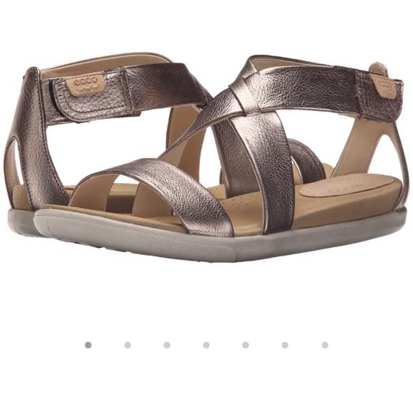 f5f923e13584 Ecco Shoes - ECCO Damara Strap Dandal