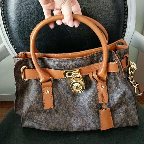 5f2245b3c3e2 MICHAEL Michael Kors Bags | Michael Kors Hampton Bag | Poshmark