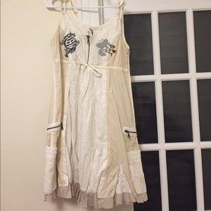 Desigual babydoll style dress