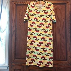 LuLaRoe - Julia - XL. - Excellent New Condition