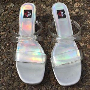 VTG: NWOT Cinderella Slippers