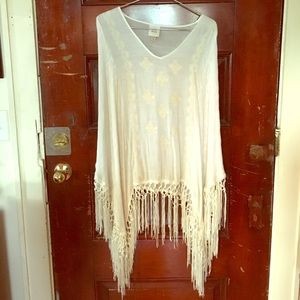 White Gypsy Shirt