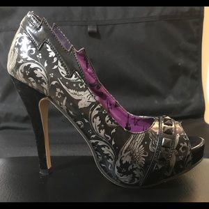 Iron Fist for Just Fabulous high heel