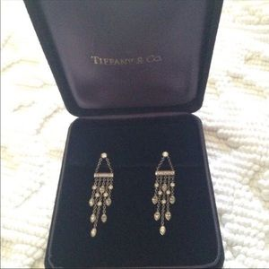 Tiffany & Co. Swing Diamond Earrings