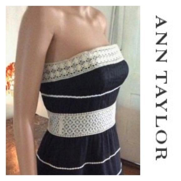 Ann Taylor Dresses & Skirts - Ann Taylor | Strapless Dress