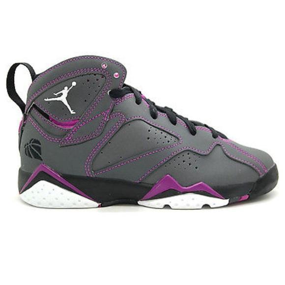 size 40 e9b7b 5b474 Jordan Other - Nike Air Jordan 7 Retro GS Girls Sz 8.5Y