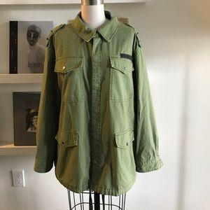 Zara Jackets & Coats - Zara Military Jacket
