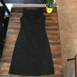 Banana Republic stretch dress