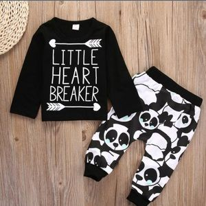 Other - Baby panda outfit