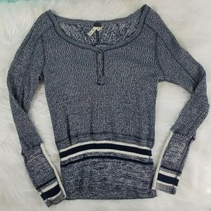 We the Free Long Sleeve Knit Sweater