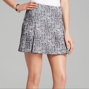 Joie Tabby Jacquard skirt size M