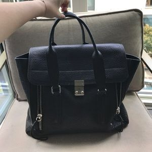 3.1 Phillip Lim Pashli Bag in Black