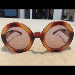 Genuine vintage 60s mod sunglasses Iris Apfel