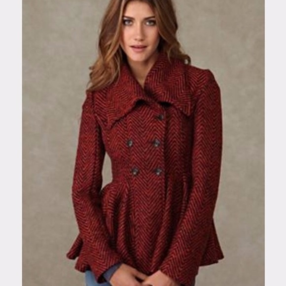 Free People Jackets & Coats - Free People Coat