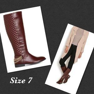 Shoe Dazzle Georgette Boots