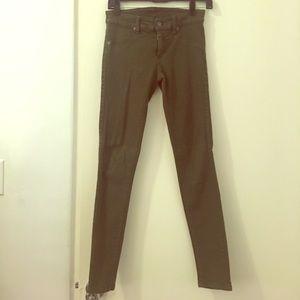 Carmar army green jeans