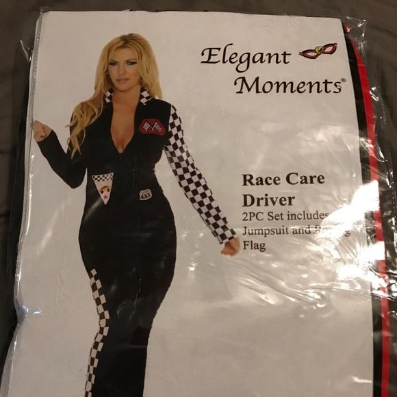 47e02cb9042 elegant moments Other - Women s plus size 3x   4x race car driver costume