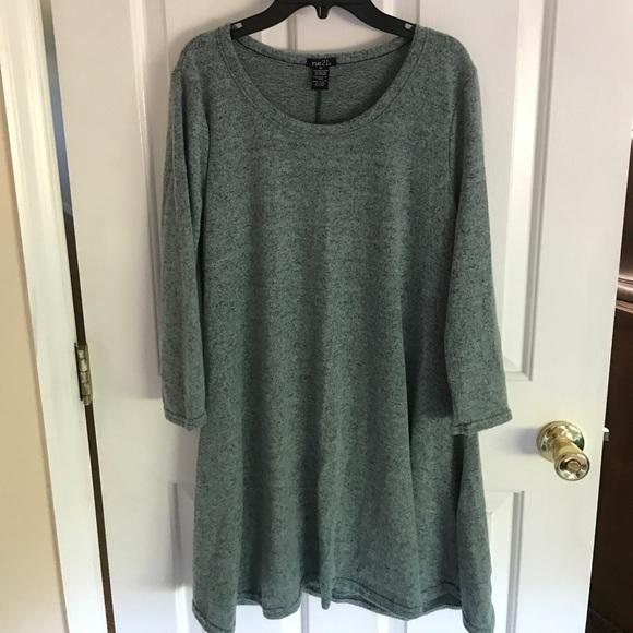 9c4051909e6 Rue 21 Long sleeve sweater dress size M. M 59d1631e5c12f823060af6e1