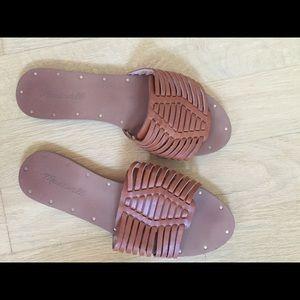 Madewell slide shoes