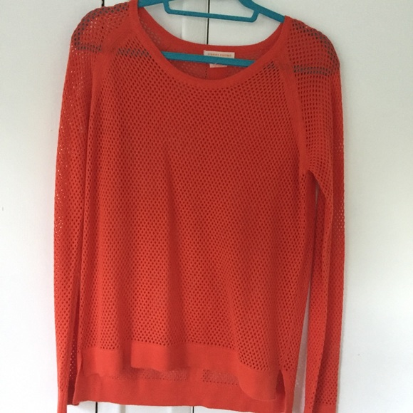 25% off Sweet Romeo Sweaters - Red high low sweater from Layne's ...