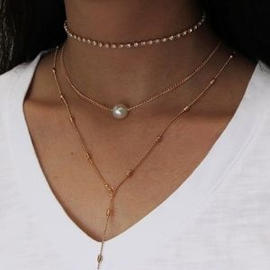 Trendy! Chain Necklace