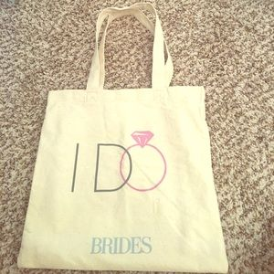 Handbags - BRIDES magazine tote