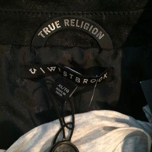 fe4baa7b8 True Religion Russell Westbrook Double Zip Moto