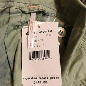 Free People Jackets & Coats - Free People Chick Parachute Jacket. S
