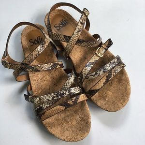 Like new Sofft sandals