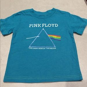 Other - Pink Floyd turquoise t-shirt 12 months