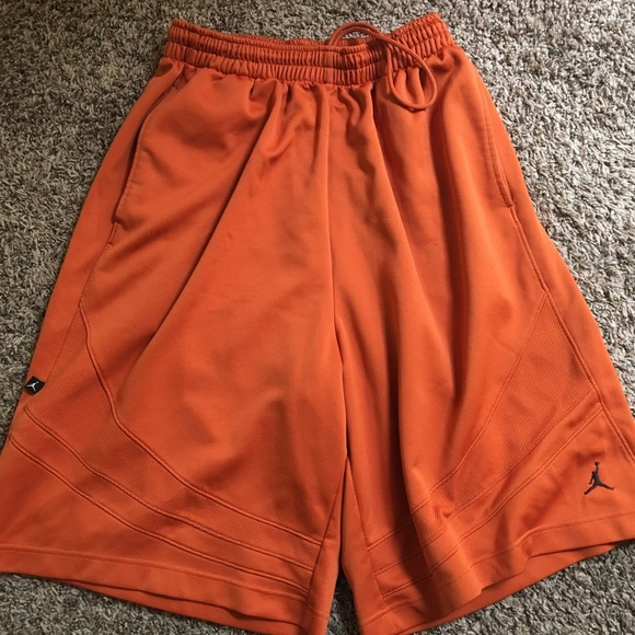 Jordan Shorts | Xxl Burnt Orange Jordan
