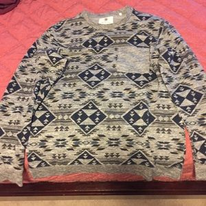 Aztec/ Tribal sweater
