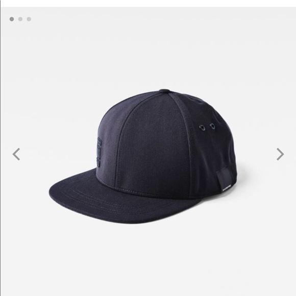 💥NWT💥 Originals Wodo Snapback Cap G-Star RAW 6977a3106513